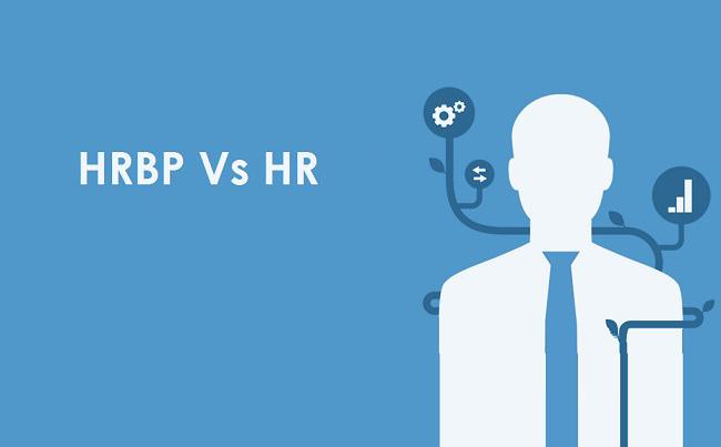 sự khác biệt giữa hr và hrbp là gì