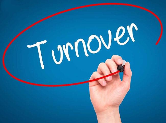 Turn over là gì