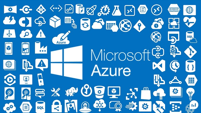 Dịch cụ của Microsoft Azure