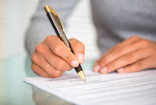 Một số lưu ý khi viết thư từ chối nhận việc