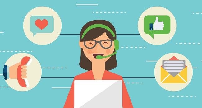 Các loại customer service - Hỗ trợ khách hàng tiềm năng