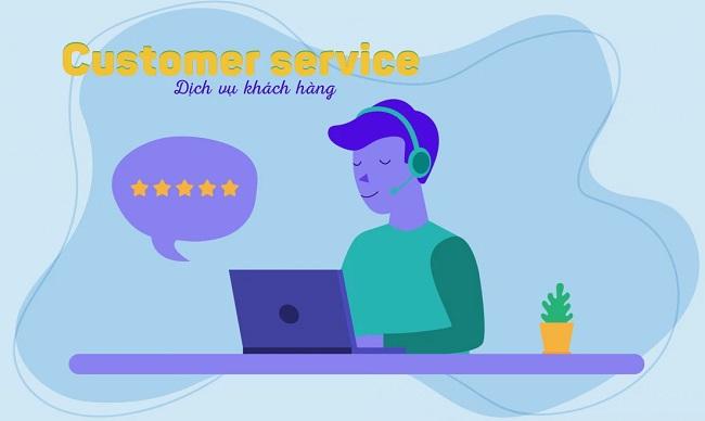 Khái niệm customer service