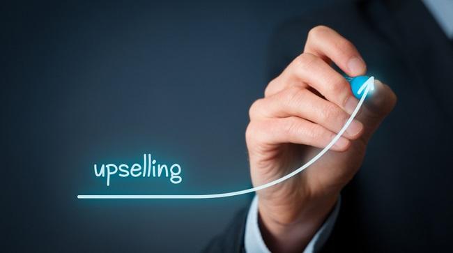 Khái niệm Upsell