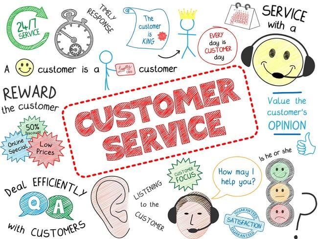 Nguyên tắc xây dựng customer service tốt