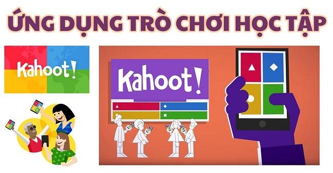 Nhiệm vụ của Kahoot hỗ trợ công việc học tập