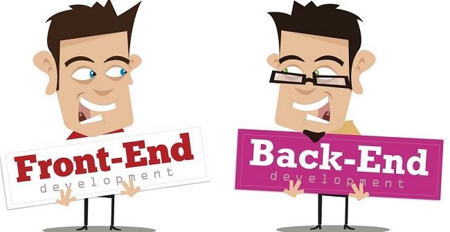 Sự khác biệt giữa Frontend và Backend