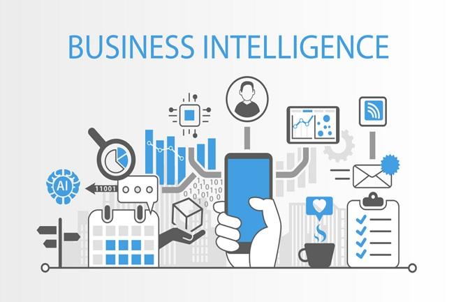 Các loại công cụ và ứng dụng Business Intelligence