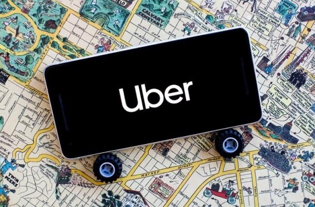 Chiến lược Đại dương xanh của Uber