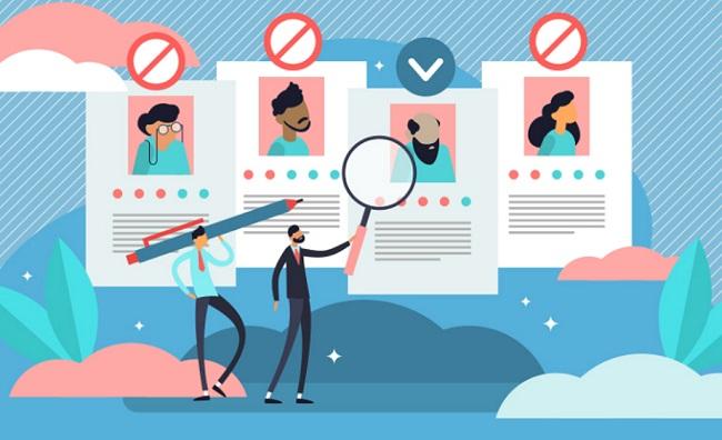 Chức năng của HR là tuyển dụng và lựa chọn ứng viên