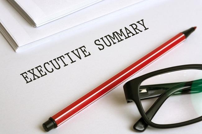 Executive summary là gì