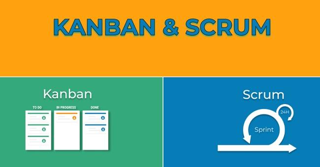 Kanban so với Scrum