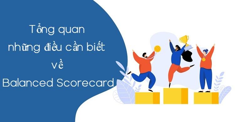 Khái niệm Balanced Scorecard