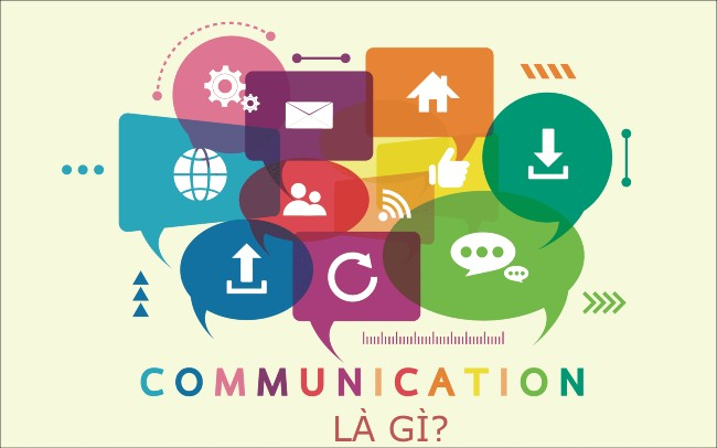 Khái niệm Communication