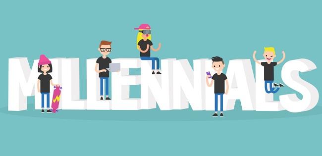 Khái niệm Millennials
