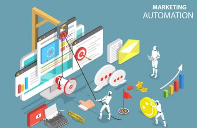 Marketing Automation cho phép nhóm của bạn tập trung vào các nhiệm vụ cấp cao hơn