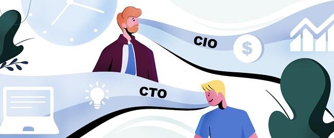 Phân biệt CTO và CIO