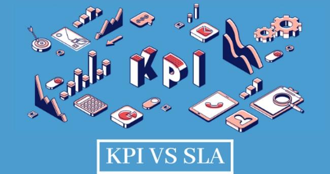 Phân biệt KPI và SLA