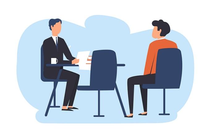 Phỏng vấn trực tiếp ứng viên
