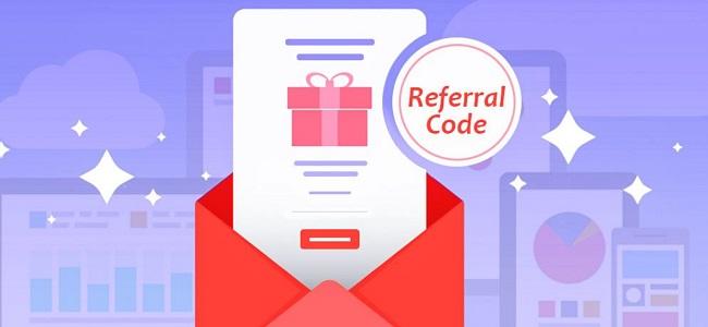 Referral Code là gì