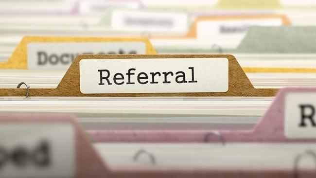 Referral là gì