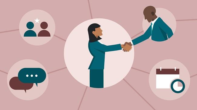 Rèn luyện thói quen giao tiếp để cải thiện kỹ năng cải thiện kỹ năng Networking