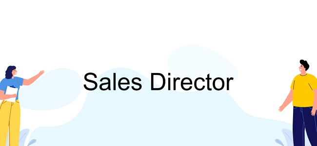 Sales Director là gì