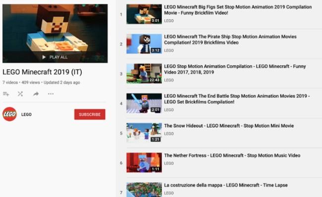 Tạo danh sách phát giúp tăng Subscribe Youtube