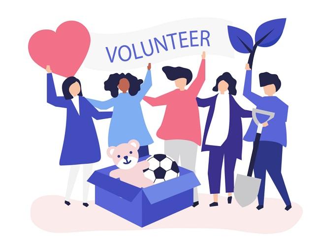 Tham gia tình nguyện giúp giảm cảm giác chán nản