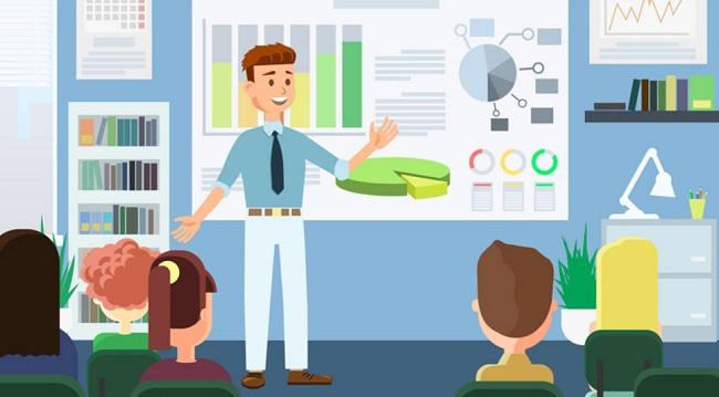Training giúp cải thiện hiệu suất của nhân viên