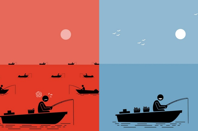 Ưu điểm của chiến lược Đại dương xanh