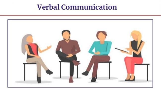 Verbal communication - Giao tiếp bằng lời nói