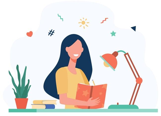 Viết nhật ký giúp giảm thiểu FOMO