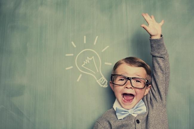 Tư duy sáng tạo có thể đến từ nhiên và từ rèn luyện